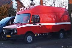 1991 DAF 400 (NielsdeWit) Tags: nielsdewit daf 400 leyland leylanddaf vh 431 vh431 et 320 harmelen 18txp1