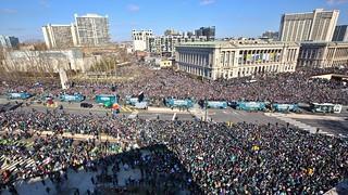 Philadelphia Eagles Super Bowl Parade Philly Feb 8th 2018 (261)