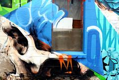 Love Skulls (Mr Baggins) Tags: normabartig jozi jeppe johannesburg streetart graffiti skulls