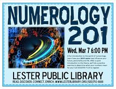 Numerology 201