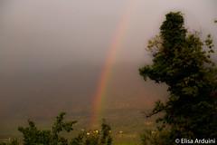 Rainbow (ElisaArduini) Tags: rainbow pink landscape nature natura outdoor palombara palombarasabina italia italy wildlife outside photography fotografia flickr photo photos foto nikon d3200 nikond3200
