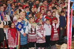 02. Фестиваль колядок в Успенском соборе 12.01.2018