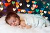 Hearts (antoniopedroni photo) Tags: elisa hearts bokeh newborn baby baygirl maternity bimba bambina neonata