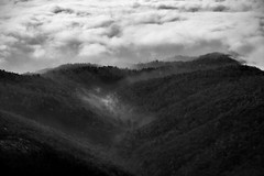 Clouds and fog (flubatti) Tags: