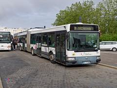 Renault Agora L - Citéline 4433 (Pi Eye) Tags: bus autobus thionville florange smitu fensch transfensch citéline irisbus renault rvi agora agoral articulé gelenk