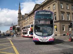 37268 (Callum's Buses and Stuff) Tags: bus volvo buses gemini first wright edinburgh edinburghbus firstinedinburgh 43 southqueensferry busesb9tl b9tl b9tlvolvo geminib9tl b9