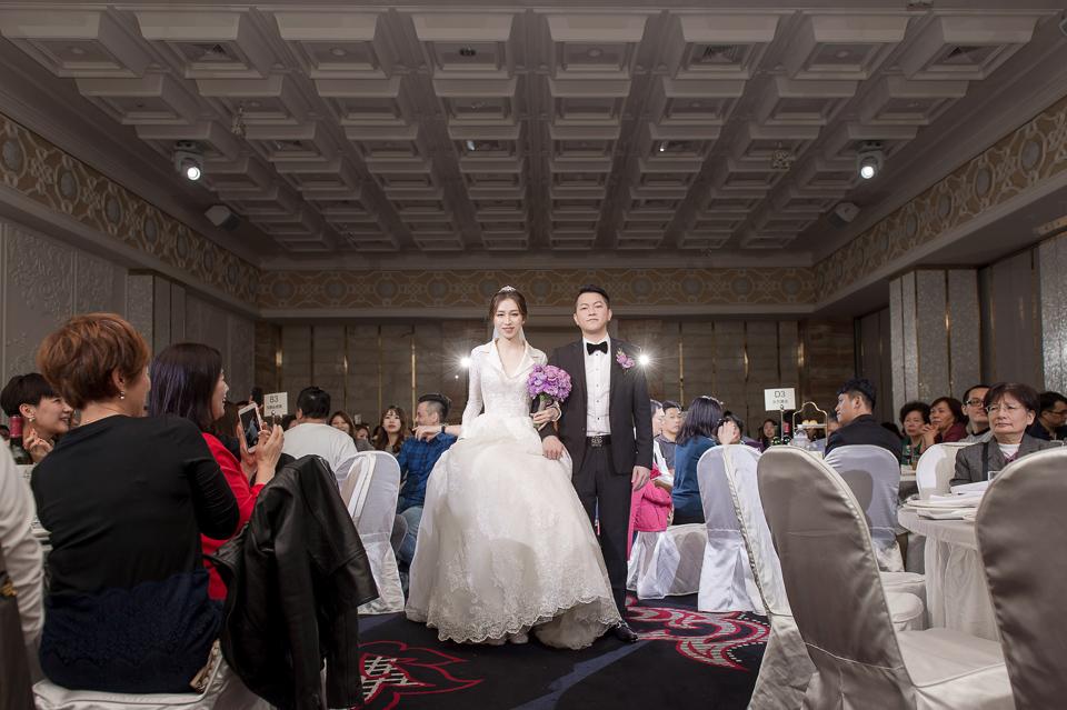 婚攝 高雄林皇宮 婚宴 時尚氣質新娘現身 S & R 128