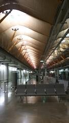(sftrajan) Tags: terminal4 barajasairport madrid spain aeropuerto arquitectura architecture airport 2017 arquitetura architektur architettura архитектура аэропорт flughafen aeroporto ceiling
