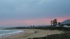 180124 bulli beach sunsets #sunset #beach #ocean #waves #pink #reflection #seascape #steven_71_seascapes [22|24|365] #bulli #coalcoast #northernillawarra #nsw #australia (i_am_steven_71) Tags: ifttt instagram