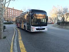 Primer día Sagalés 1000 (víctormolina27) Tags: lion'scity man urba bus urbano mollet lahispania cra 1000 sagales