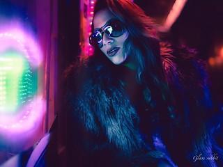 Diva in the night !!