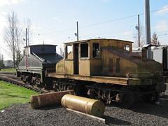 Brooks electric locos IMG_1799 (jsmatlak) Tags: oregon electric railway museum interurban streetcar locomotive train engine motor