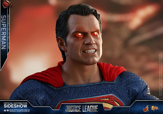 SUPERMAN FROM THE JUSTICE LEAGUE