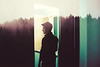 Trees (Louis Dazy) Tags: 35mm analog film double exposure ektar silhouette