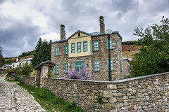 (Stratos28) Tags: westmacedonia greece tradition nymfaio traditional architecture d750 nikon2470 stone stonebuilt