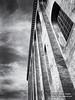 De Basilica van Constantijn (Roelofs fotografie) Tags: wilfred roelofs nikon d5600 old outdoor building briks heritage basilica van constantijn germany trier architecture air clouds black white adobe picture 2017 fotgrafie foto