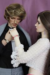 Prelude to a kiss (Dweller on the fringe of heaven) Tags: iplehouse bane carina angel toast angeltoast