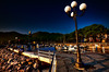 Lights at sunset on the lake (Marco Trovò) Tags: marcotrovò hdr pisogne lagodiseo valcamonica brescia italia italy houses case buildings costruzioni strade streets city città architecture architettura tramonto sunset