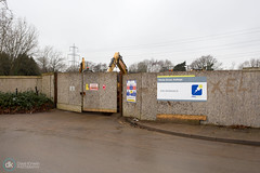 03/02/18 (Dave.Kirwin) Tags: eastleigh ford hampshire leighroad villeneuvestgeorgesway constructionwork development