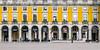 Lisboa Story Centre (lucico) Tags: 2013 lisboa portugal eu lisbon city capital europa europe praçadocomércio citysights facade museum shoppingmall arch historical yellow day daylight