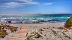 DSC_0657_1 (Damyana85) Tags: sardegna sulcis santannaarresi portopinetto hdr sonyphotographing beach water sky nature blue light clouds landscape summer sea ciel sunlight horizont
