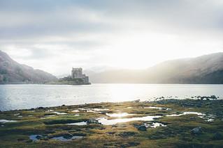 Eilean Donan, Loch Duich.