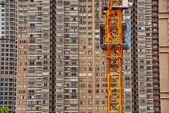 Saigon 16 (ValterB) Tags: seasia nikkor nikon nikond90 travel valterb valter view buildings exposure architecture abstract arteurbana crane shadow building facadelines tiles shapes geometrical skyscraper urbanphotography