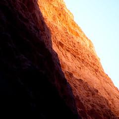 In Canyons 186 (noahbw) Tags: brycecanyon d5000 nikon utah wallstreet abstract autumn canyon desert erosion landscape light lines minimal minimalism natural noahbw quiet rock slotcanyon square still stillness stone incanyons