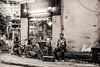 Moto taximen relaxing (Lцdо\/іс) Tags: bangkok lцdоіс thailande thailand thailandia travel voyage moto taxi men man street life
