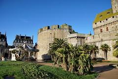 Saint-Malo (Yuri Rapoport) Tags: 2015 saintmalo bretagne brittany france illeetvilaine