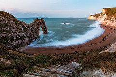 Durdle Door (Nomadic Vision Photography) Tags: autumn beach dorset durdledoor england jurassiccoast landmark ocean outdoor travel unitedkingdom iconic landscape scenic westlulworth gb