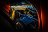 MOTORFEST '17 (Dave GRR) Tags: auto vehicle automobile engine hood open american muscle colours bright orange show motorfest canada 2017 olympus omd em1 1240