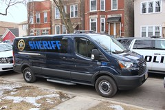 Dupage Co. Sheriff SWAP (335 Photography) Tags: dupage county illinois sheriff swap ford transit