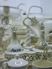 Leeuwarden 2018: Oil and vinegar (mdiepraam) Tags: leeuwarden 2018 princessehof museum ceramics dof oilandvinegar