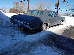 1968 Oldsmobile Cutlass (dave_7) Tags: oldsmobile cutlass classic car