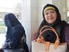 Bangladesh-Dacca-Kamalapur railway station - I take the next train to Bogra (Damir-D) Tags: hijab girl smile woman veil