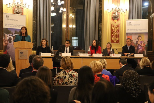 UK National Action Plan on Women, Peace & Security