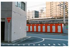 Hakata,Fukuoka city by minhana87 - Nikon F3  Ai-s nikkor 35/2  Kodak ultramax400