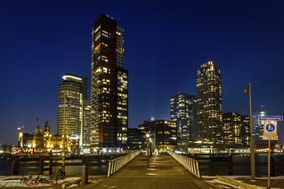 Kop van Zuid, Rotterdam (NL)