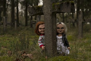Hi, I'm Chucky, and I'm your friend till the end. Hidey-ho!