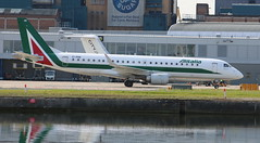 EI-RNB Embraer ERJ-190-100STD Alitalia (lee_klass) Tags: eirnb embraer e190 embraererj190100std embraer190 ejet regionaljet regionalairliner airliner aeroplane alitalia alitaliacityliner aza az az216 jetairliner jetliner jet jetaircraft canonaviation canon canoneos750d canonef75300mmf456 londoncityairport eglc cityairport docklands london england unitedkingdom twinenginedjet plane aircraft airplane jetairplane planespotting milan lin transport travel airtransport airtravel aviationenthusiast vehicle aviation aviationphotography aviationspotter aviationawards