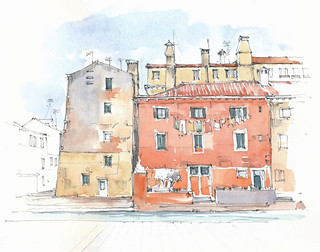 Venezia, Calle del Tagiapiera