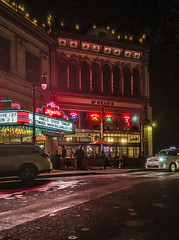 Petaluma on a Friday Night (Cjin99) Tags: unitedstates us ca california petaluma sonomacounty architecture lights ironfront sonoma