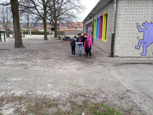 Schatten zoeken K Hildegarde & K Klara