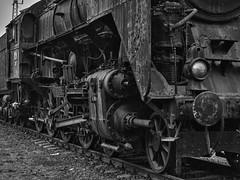 P1218679_002 (Dreamaxjoe) Tags: gozmozdony 424steamlocomotive steam locomotive 424 bivaly celldömölk