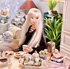 A good Coffee ;-) (♥ Lily Queens ♥) Tags: doll momoko sekiguchi wud021 wake up 21 aoi