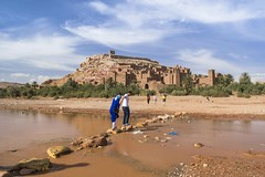 IMGP7437 (petercan2008) Tags: kasbah ciudad fortaleza adobe río barro rojo ouarzazate marruecos africa