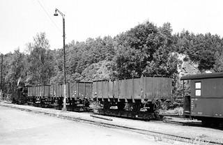 DR 99 1648-7 (ex 99 648 ex Sächs.Sts.E.B. VI K 217; Henschel 1919; Reko Raw Görlitz 28.12.1965) Bw Wilsdruff