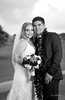 Ashley & Steffen Wedding 01:27:18 03 B&W (JUNEAU BISCUITS) Tags: wedding hawaiianwedding hawaiiphotographer husband wife bride groom bouquet mailelei lei hawaii oahu kapoleigolfcourse love nikond810 nikon