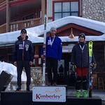 Kyle Alexander 2nd U19 at Kimberley Dreadnaught FIS Downhill